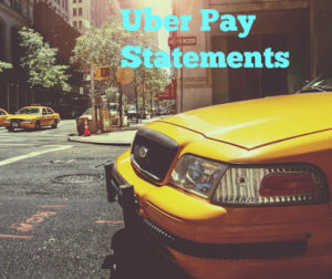 Driver Payment
