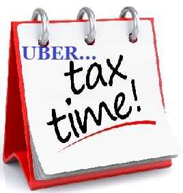 How Does Uber Work With Taxes Uber Driver Deductible Expenses