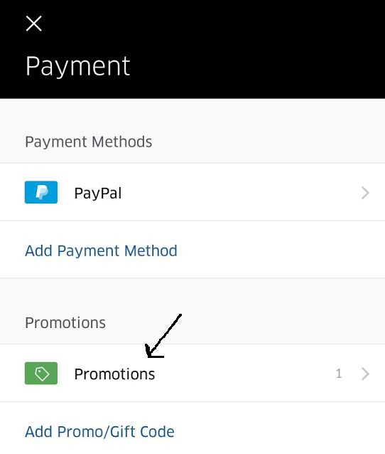 How To Delete Uber Promo Code Problem Solved
